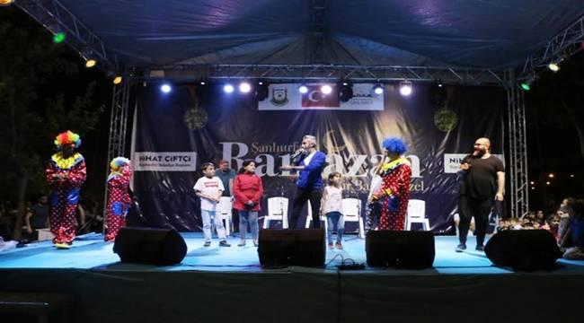 Urfa'da Ramazan Etkinlikleri Büyük İlgi Topluyor