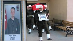Urfa'da Uzman Çavuş Hayatını Kaybetti