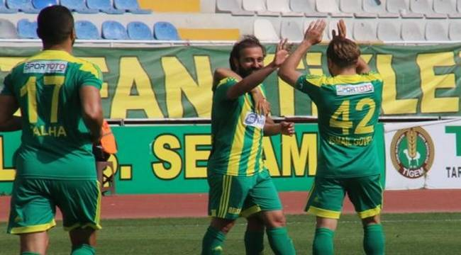 Urfaspor 5- Maraşspor 3
