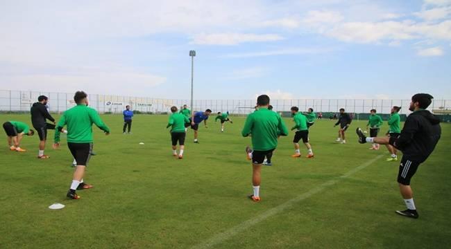 Urfaspor Play Of'un İkinci Maçına Hazırlanıyor