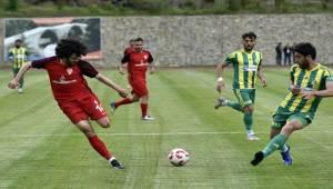 Urfaspor Play Off'a Veda Etti