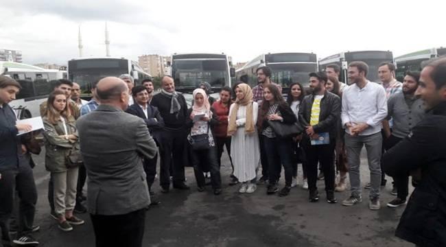 Yalova Üniversitesi Urfa Ulaşımını İnceledi