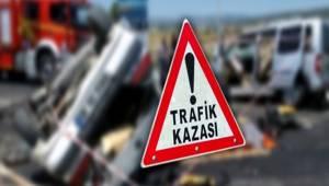 Yaslıca'da Kaza 7 Yaralı