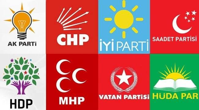 YSK Kesin Milletvekili Aday Listelerini Açıkladı