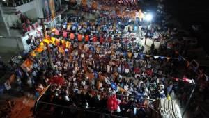 AK Parti'den Miting Gibi Açılış