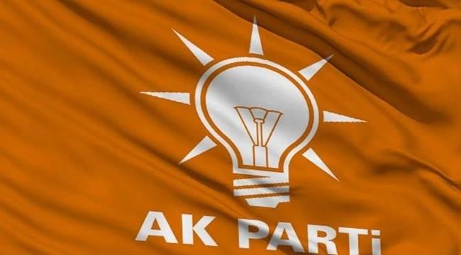 AK Parti Şanlıurfa'da Bayramlaşma Töreni Ertelendi
