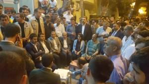 AK Parti Şanlıurfa Tam Kadro Suruç'ta