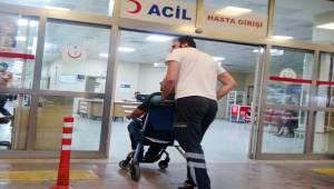 Alacak Verecek meselesi Hastanede Son Buldu