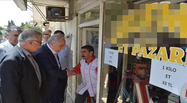 Bakan Fakıbaba'dan Ucuz Et Açıklaması