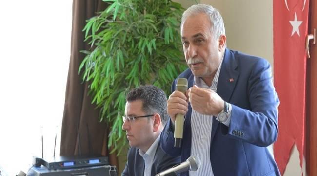 Bakan Fakıbaba HDP'yi Eleştirdi
