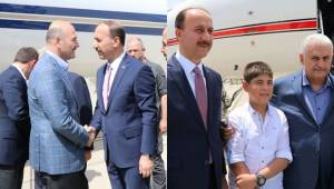 Başbakan ve Bakanlar Urfalıların Acılarını Paylaştı