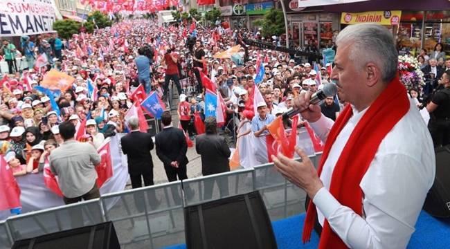 Başbakan Yıldırım, Şanlıurfa'da yaşanan vahim bir hadisedir