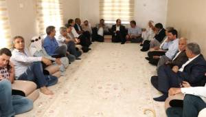 Başkan Çiftçi Harran'dan Rekor Sözü Aldı