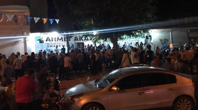 Biniicil Aşiretin'den Ahmet Akay'a Destek