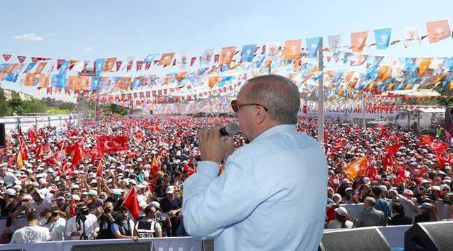 Cumhurbaşkanı Erdoğan Tek Dertleri CHP Başkanlığı