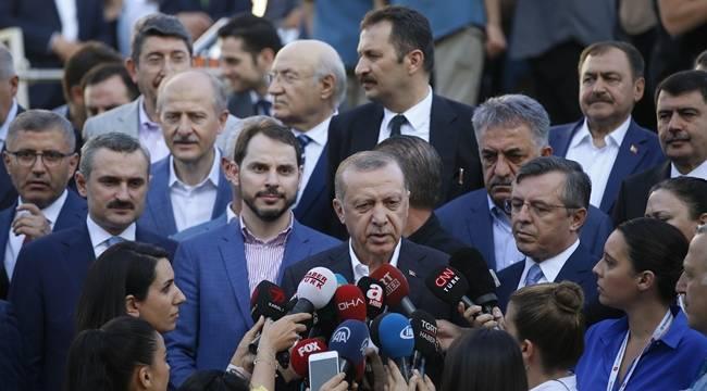 Cumhurbaşkanı Erdoğan, Vekilimizin Abisini HDP'liler Öldürdüler