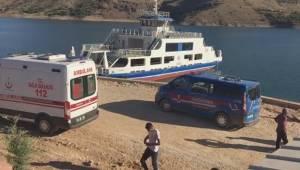Dayılarıyla Birlikte Girdiği Fırat Nehri'nden Bir Daha Çıkmadı