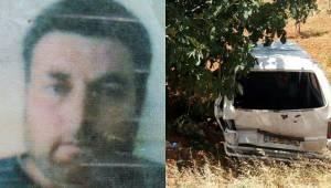 Devrilen Minibüsün Sürücüsü Hayatını Kaybetti