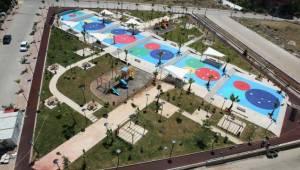Doğukent'e Modern Park Kazandırıldı