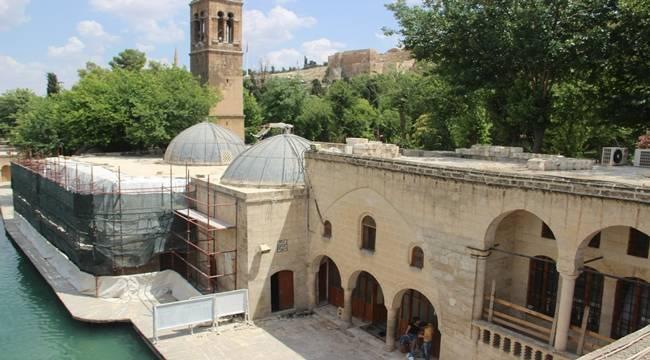 Döşeme Cami İbadete Açılıyor
