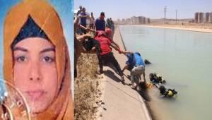 Erkek Arkadaşıyla Kanala Giren Kız Boğuldu