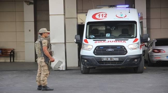 Eyyübiye'de Arazi Kavgası, 2 ölü, 5 yaralı