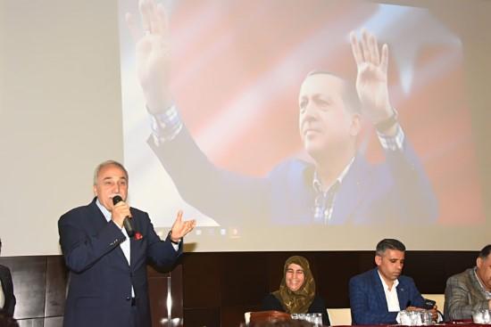 Fakıbaba'dan Ceylanpınar'a istihdam müjdesi