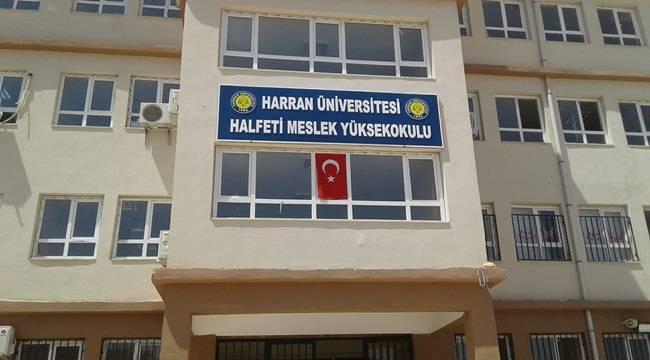 Halfeti Meslek Yüksekokulu Açıldı