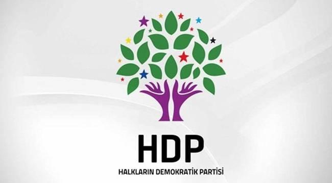 HDP Bozova İlçe Eş Başkanı Gözaltına Alındı