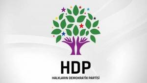 HDP'den Suruç Açıklaması