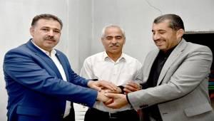 HDP Şanlıurfa Aday Adayı AK Parti'ye Geçti