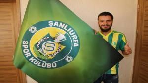 İbrahim Şirin Urfaspor'da