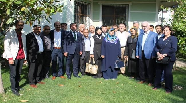 İYİ Parti'den Bucak'a Ziyaret