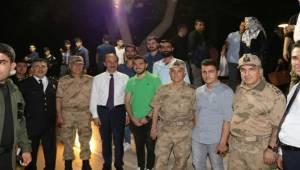 Jandarma Genel Komutanı Urfa'yı Gezdi