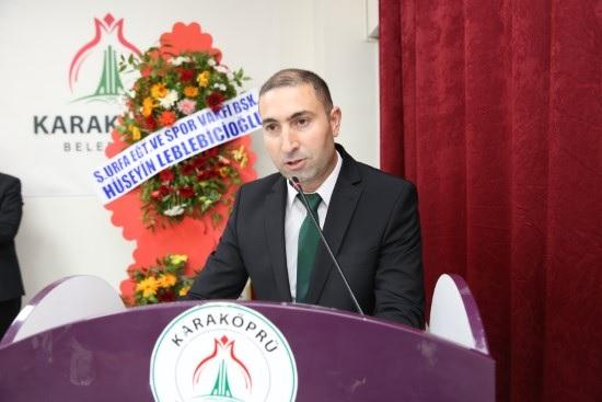 Karaköprü Belediyespor'da Mustafa Aslan dönemi