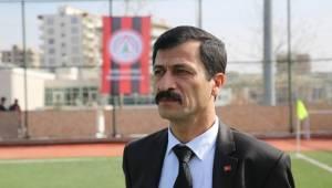 Karaköprü Belediyespor'un Başkanı İstifa Etti