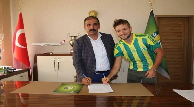 Metin Sevinç Urfaspor'da