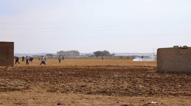 Mezarlığa Yürüyen HDP'li Gruba Polis Müdahalesi