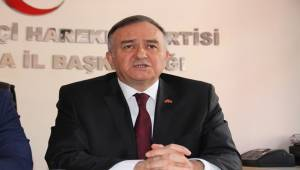 MHP'li Akçay, Vekil Yıldız Sürekli PKK Tehdidi Altında