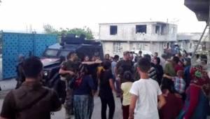 Polis aşiret kavgasını son anda önledi