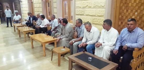 Referandumun birincisi Harran'da seçim çalışmaları