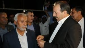 Şanlıurfa'da MHP'den Ak Partiye Katılım