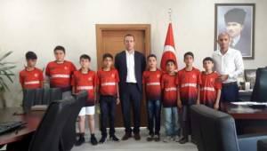 Siirtli öğrenciler tarımı Urfa'da öğrenecek