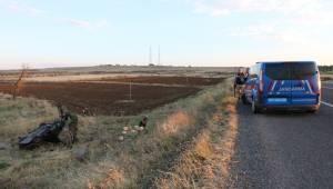 Siverek'te Trafik Kazası, 1 Ölü, 5 Yaralı