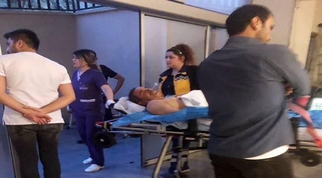 Suruç'taki Ağır Yaralanan 1 Kişi Ankara'ya Götürüldü