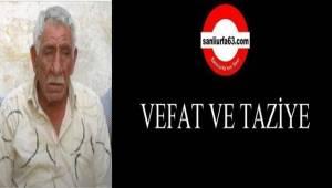 DEDO Mehmet Vefat Etti