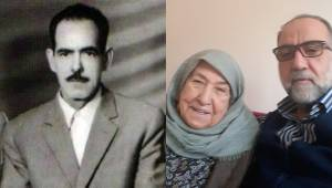 Tenekeci Mahmut'un Eşi Vefat Etti