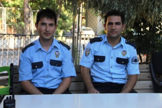 Türkiye'nin gündemindeki polis memurları konuştu