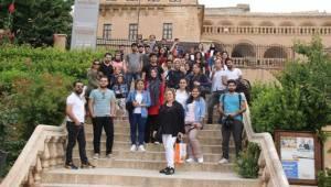 Üniversite Öğrencilerine Mardin Gezisi