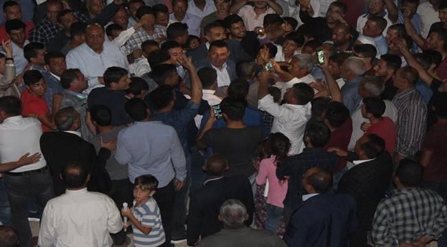 Urfa'da MHP'ye Büyük Katılım